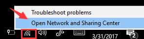 به منظور تنظیمات دی ان اس جدید روی سیستم برای حل مشکل وای فای و اتصال درست به اینترنت لازم است از این گزینه شروع کنید