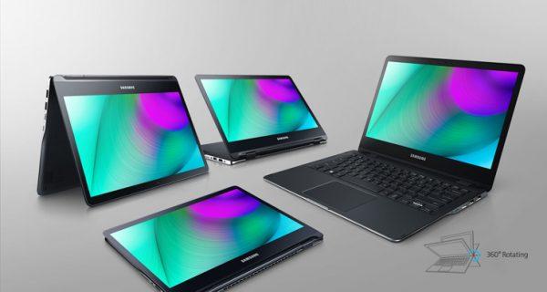 رونمایی از سه لپتاپ جدید سری Notebook 9 سامسونگ