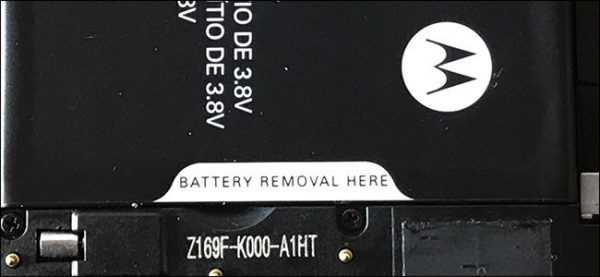 موبایلهایی که باتری جدا نشدنی دارند بهتر هستند