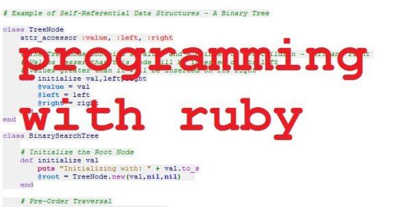 آشنایی با زبان برنامه نویسی رابی