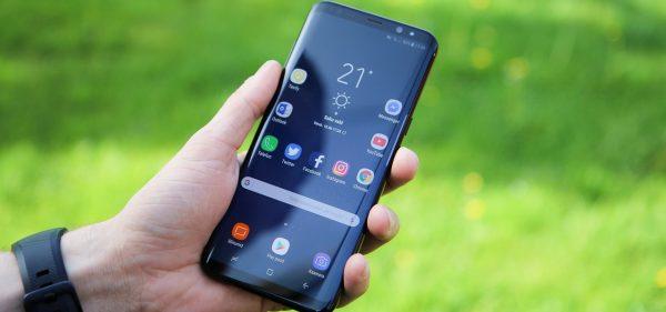 Galaxy X جدید سامسونگ خم می شود و از ۳D لمسی بهره مند است
