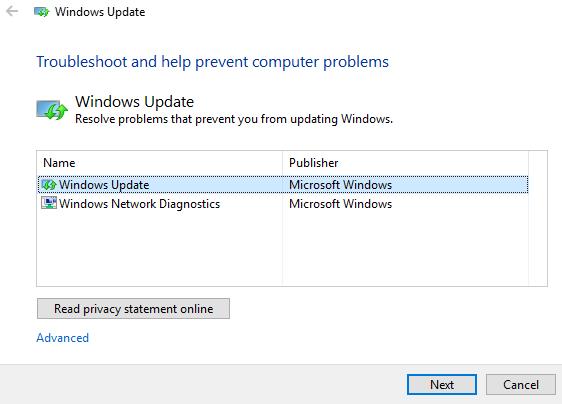 حل مشکل تنظیمات ویندوز 10