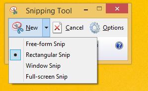 یک نرم افزار خاص و همیشه همراه با ویندوز برای گرفتن اسکرین شات و ویرایش آن