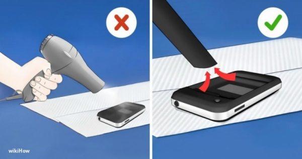چاره خیس شدن گوشی، استفاده مستقیم از جاروبرقی است. هرگز به اشتباه به خاطر داشتن فشار هوای گرم، از سشوار استفاده نکنید