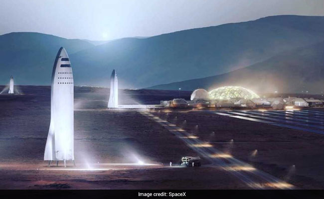 رونمایی ایلان ماسک از سفیه با سرعت 18 هزار کیلومتر در ساعت