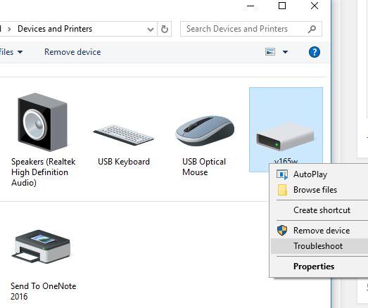جدا کردن امن فلش از رایانه