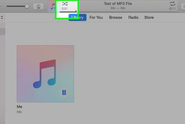آموزش کار با آیتونز و نحوه استفاده از آیتونز برای پخش تصادفی موسیقی