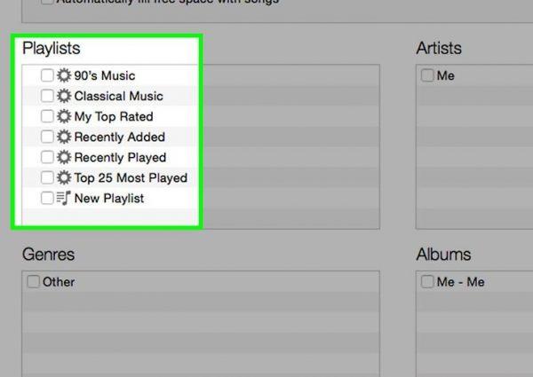 آموزش مرحله به مرحله استفاده از آیتونز، برای زمانی که می خواهید موسیقی ها را از کتابخانه سینک کنید