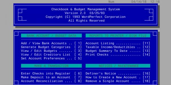 چطور برنامه های قدیمی DOS را در ویندوز ۱۰ با vDOS اجرا کنیم