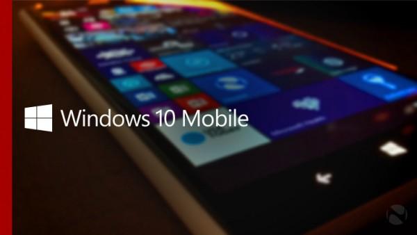 بروزرسانی نسخه ۱۰۵۸۶/۶۳ ویندوز ۱۰ موبایل توسط مایکروسافت منتشر شد