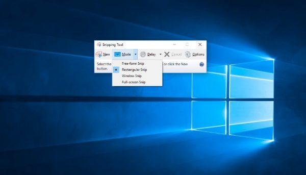 اسکرین شات ویندوز 10
