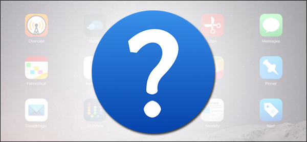 آموزش پیدا کردن اپلیکیشن های مفقود شده در iOS