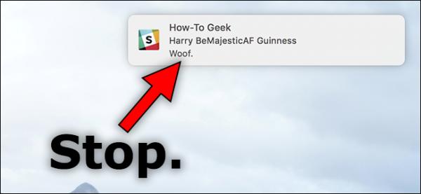 راهنمای غیرفعال کردن نوتیفی های مزاحم در Mac